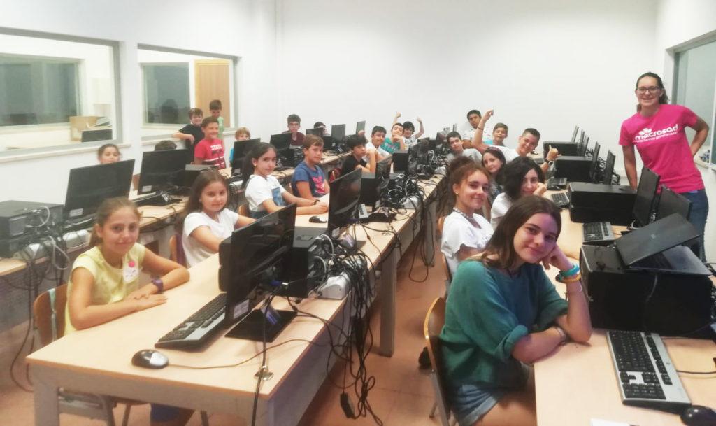 Campamento Tecnológico UCO 2019
