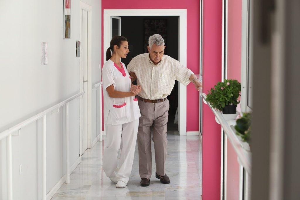 Residencia para personas mayores de Macrosad