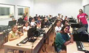 Campamento Intergeneracionalidad de Macrosad y la Universidad de Córdoba